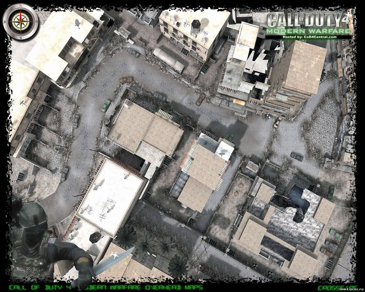 Количество фото 3 Последнее фото добавлено. Альбом CoD4 mp MAP.